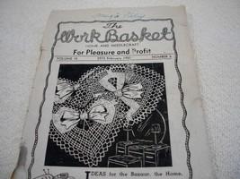 Workbasket Magazine February 1950 - $5.00