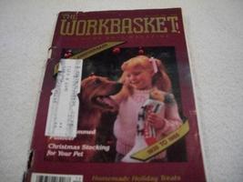 Workbasket Magazine December 1985 - $3.00