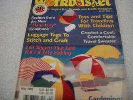 Workbasket Magazine May 1995 - $6.00