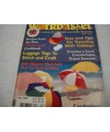Workbasket Magazine May 1995 - $6.00