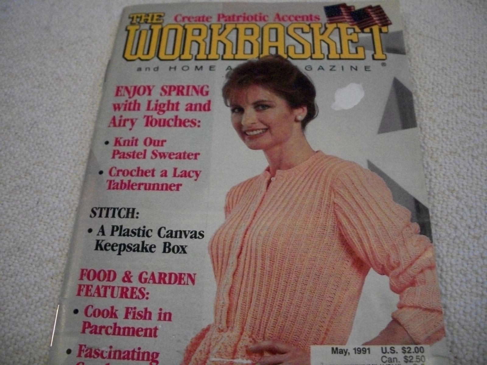 Workbasket Magazine May 1991 and 50 similar items