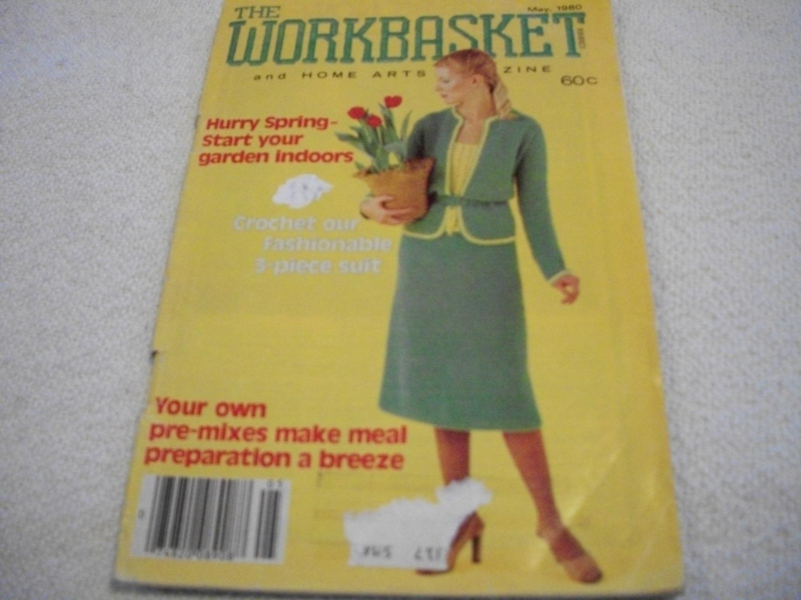 Workbasket Magazine May 1980 and 19 similar items