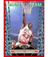 1992/93 Stadium Club Beam Team MEMBERS ONLY Michael Jordan Bulls - $98.01