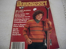 Workbasket Magazine December 1982 - $3.00