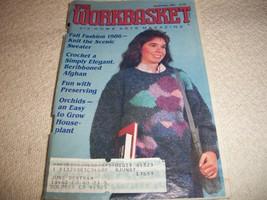 Workbasket Magazine September 1986 - $5.00