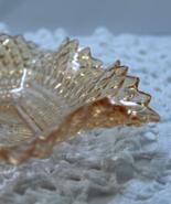Vintage Indiana Glass Company Marigold Diamond Point Pattern Candy Dish ... - $9.50