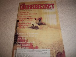 Workbasket Magazine October 1986 - $5.00