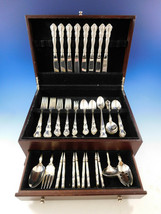 My Love by Wallace Sterling Silver Flatware Set for 8 Service 69 pieces - $3,595.50