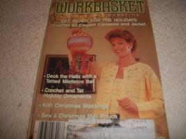 Workbasket Magazine December 1987 - $5.00