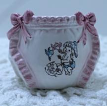 Vintage Mid Century RELPO Baby Diaper Planter N... - $9.50