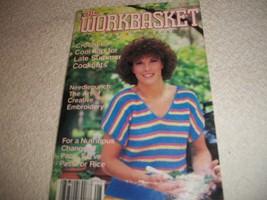Workbasket Magazine August 1987 - $3.00