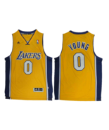 Nick Young Purple/Gold Los Angeles Lakers Jersey - $49.99