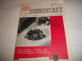 Workbasket Magazine July 1958 - $5.00