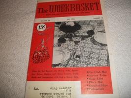 Workbasket Magazine July 1955 - $3.00