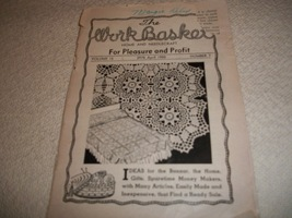 Workbasket Magazine April 1950 - $3.00