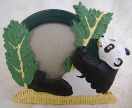 Picture Frame, Playful Panda, Resin - $6.00