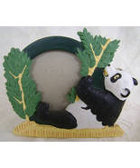 Picture Frame, Playful Panda, Resin - $6.00