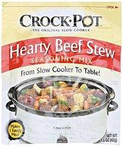 Crock Pot Hearty Beef Stew Seasoning Mix, 1.5 oz - $5.89