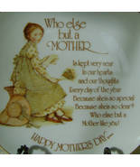 Collector's Plate, Holly Hobbie Mother's Day  - $22.00