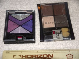 Maybelline Eye Studio Color Explosion Shadow & Stylish Smokes Quad in Na... - $9.41