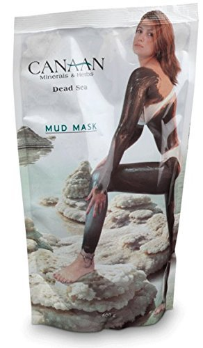 Primary image for Canaan Cosmetics Dead Sea Minerals Body Black Mud