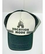Disney Hat - Baseball Cap - Fantasyland Castle - Vacation Mode Trucker H... - $28.04