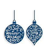Tattered Lace Dies by Stephanie Weightman ~ Greeting Baubles, TTLD114 RE... - $16.96