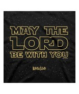 "Christian Mens T-Shirt ""MAY THE LORD BE WITH YOU"" by Kerusso - NEW - $17.99+"