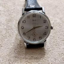 ZIM  mens wrist watch  vintage 15 Jewels 1950s Original USSR  - $42.00