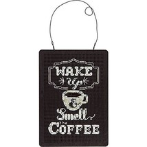 Dimensions Coffee Wood Sign Kit, 72-74137 Kitchen Craft - $7.91
