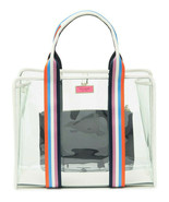 Kate Spade Sam See-Through Large Clear Tote w/ pouch ~NWT~ - $212.85
