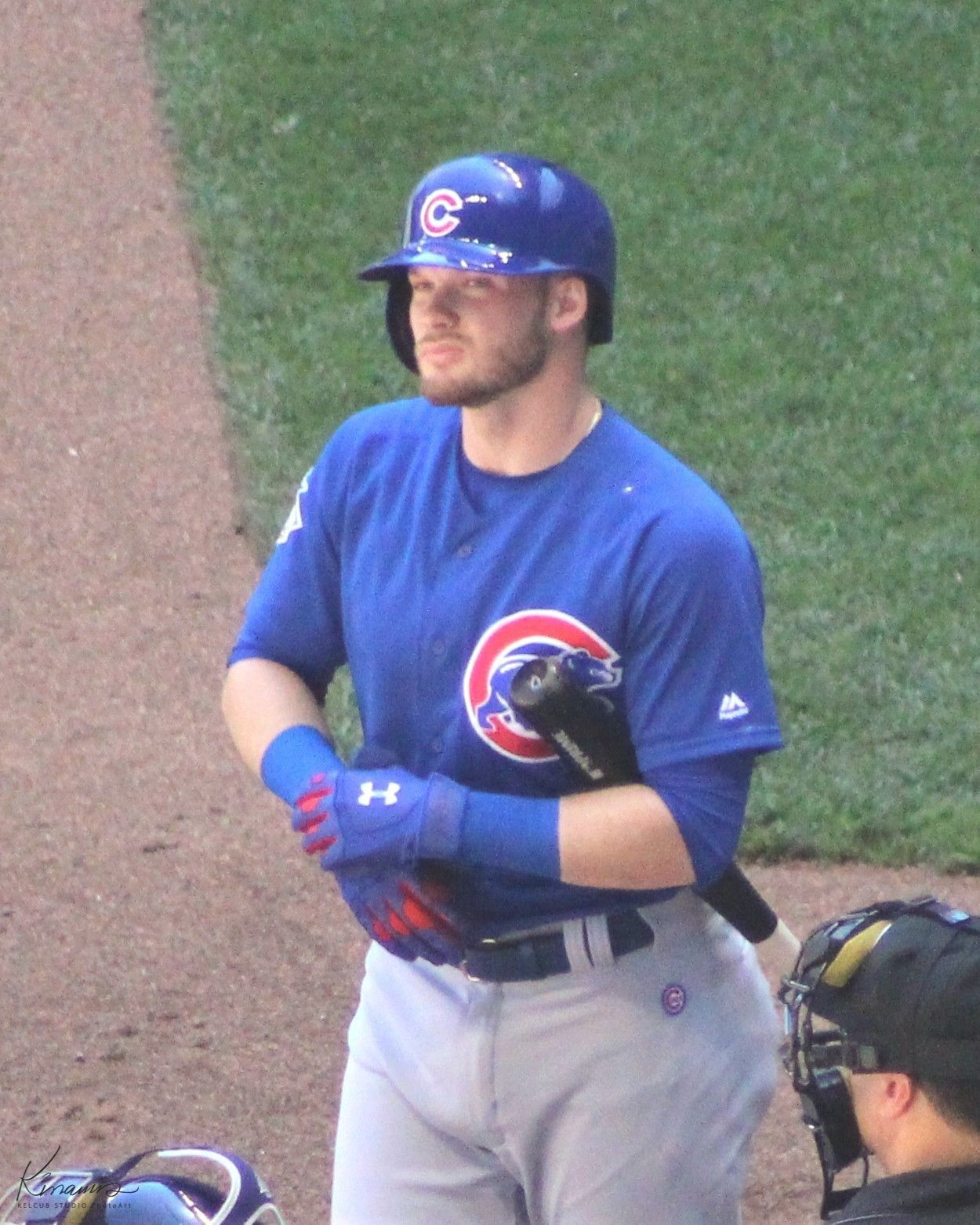 Primary image for Ian Happ Chicago Cubs Future Star Original Action Pic Var Sizes & Options 2018