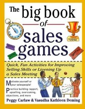 The Big Book of Sales Games: Quick, Fun Activities for Improving Selling Skills  image 1