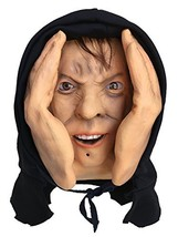 Motion Sensor Animated Eyes Scary Peeper Creeper Window Prop - Halloween... - $44.22