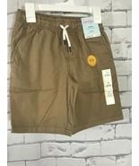Boy's Flexible Drawstring Shorts - Cat & Jack Size: S (6-7) - $9.89