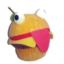 FORTNITE Durr Burger Plush Toy 5.5'' Cheeseburger Loot Bun Olive Tongue ... - $14.46