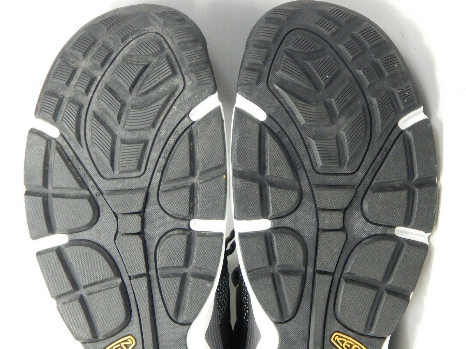 Keen San Antonio Mid Size 13 M (D) EU 47 Men's Aluminum Toe Work Shoes 1018647