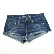 American Eagle Outfitters Womens Jean Short Shorts Size 2 - $11.64