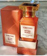 Tom Ford Bitter Peach 1.7 fl.oz 50 ml Eau De Parfum Spray New In Box   - $185.70
