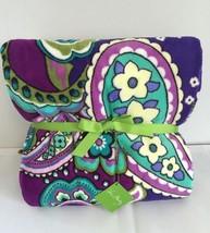Vera Bradley Throw Blanket Heather  - $767,74 MXN