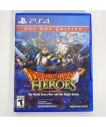 Dragon Quest Heroes: The World Trees Woe & The Blight Below PS4 Day One ... - $13.09