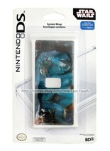 Star Wars Force Unleashed System WRAP/SKIN For Nintendo Ds Lite Teal (Carded) - $5.38