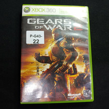 Gears of War 2 (Xbox 360, Live) Without Manual - $5.81