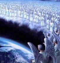 ANgels Galore Dominions thrones archangel cherubim powers all immense power  - $777.22