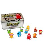 GoGo's Crazy Bones - Limited Edition Silver Collector's Tin (Colors And ... - $19.80