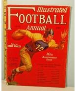 1939 Illustrated Football Annual Vintage Sports Magazine - $29.66