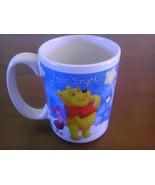 Winnie The Pooh Coffee Mug Piglet Tigger Star Light Star Bright Cup Disn... - $22.95