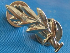Israel OFFICER SHOULDER PIN IDF Israeli army badge - $9.50