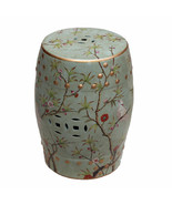 FAMILLE ROSE, GREEN,  BIRD & FLORAL MOTIF, Chin... - $299.00