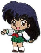 Inu Yasha Kagome Iron on Patch GE7102 NEW! - $14.99